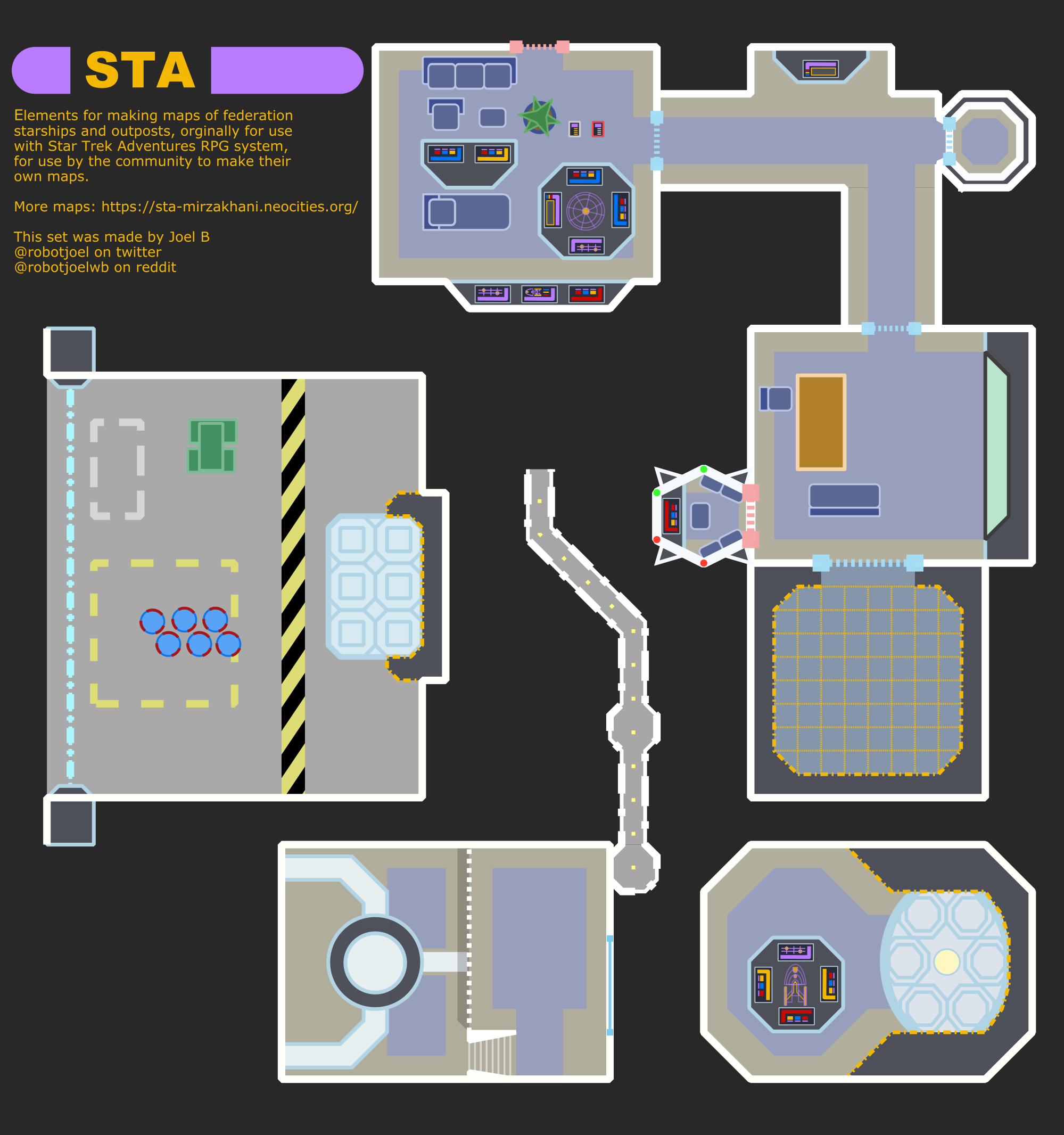 Map Parts Preview